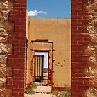 """""""When the desert meets the home - Silverton"""" by Leonah"""