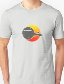 USS A One Space Discovery Odyssey Ascend 2001 Light Unisex T-Shirt