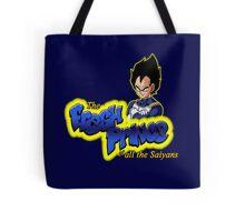 The Fresh Prince of all the Saiyans Tote Bag