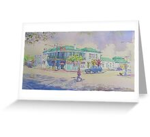 Orbost Club Hotel Greeting Card