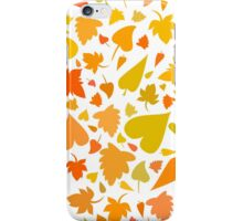 - Colorful autumn leaves 2 -  iPhone Case/Skin