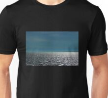 A Perfect Blue Unisex T-Shirt