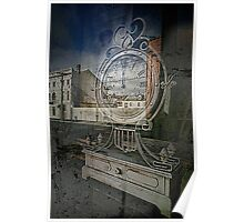 Time Piece for Sale Poster