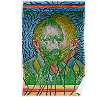 Dueling Vincents Poster