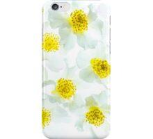 sea of golden hearts iPhone Case/Skin