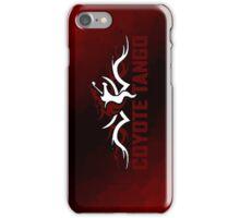 Coyote Tango (var 2) iPhone Case/Skin