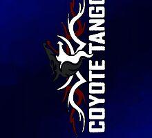 Coyote Tango (var 3) by Kiluvi