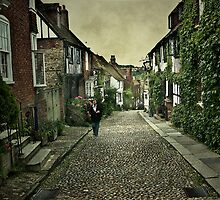 Mermaid Street.. by Uwe Rothuysen