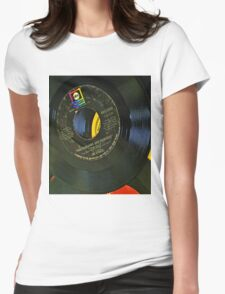 Photographs & Memories Womens Fitted T-Shirt