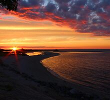 Sunset 724 by Gilda Axelrod