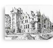 Belfast Castle Canvas Print