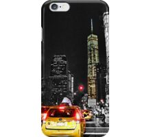 NYC Nights iPhone Case/Skin