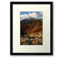 Blencathra from Scales Fell Framed Print