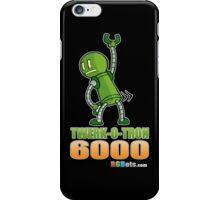 Twerk-O-Tron 6000 iPhone Case/Skin