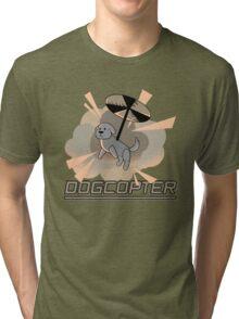 Dogcopter Tri-blend T-Shirt