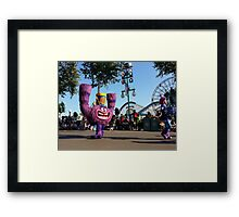 Monsters University Framed Print