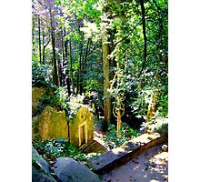 welcome to paradise 148..sintra portugal.. Photographic Print