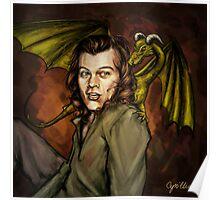 Dragon Series: Harry Poster