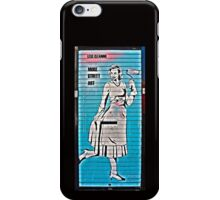 Less cleaning- more street art! iPhone Case/Skin