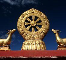 Jokhang Mandala by Malcolm Roberts