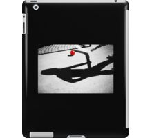 Ball Hockey Shadows iPad Case/Skin