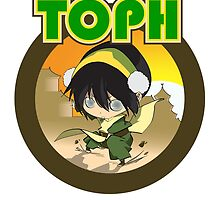 Toph Crest by BladeSummers