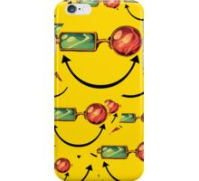 Transmetro trippy - Comic mashup iPhone Case/Skin