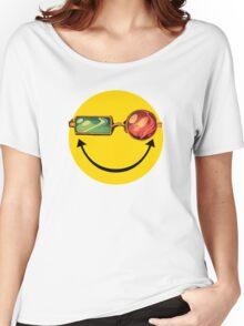 Transmetro trippy - Comic mashup Women's Relaxed Fit T-Shirt