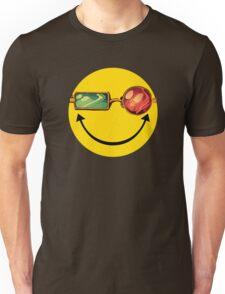 Transmetro trippy - Comic mashup Unisex T-Shirt