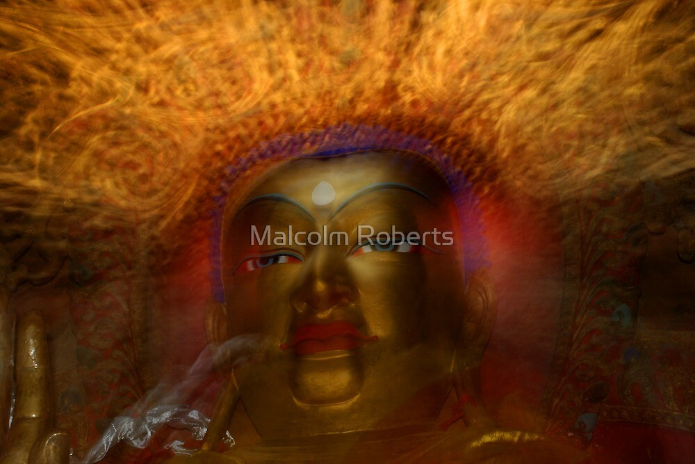 Goddess by Malcolm Roberts