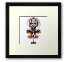 The Ant - Man Framed Print