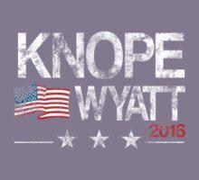 Knope Wyatt Distressed  Kids Clothes