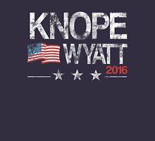 Knope Wyatt Distressed  Unisex T-Shirt