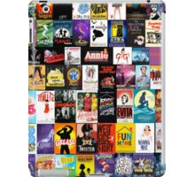 MUSICALS!!! (2) iPad Case/Skin