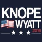 Knope Wyatt 2016 by zcrb