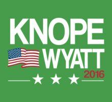 Knope Wyatt 2016 Kids Tee