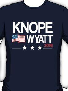 Knope Wyatt 2016 T-Shirt
