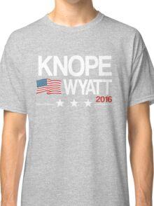 Knope Wyatt 2016 Classic T-Shirt