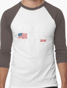 Knope Wyatt 2016 Men's Baseball ¾ T-Shirt