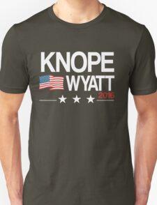 Knope Wyatt 2016 Unisex T-Shirt