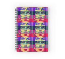 Audrey Horne knows  Spiral Notebook