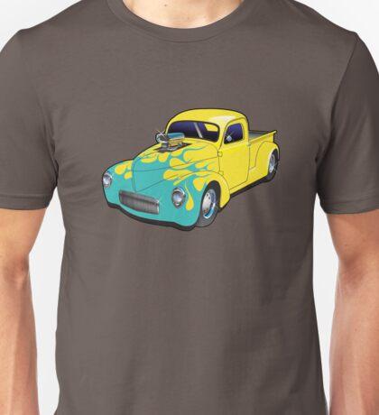 Blown Willys  Unisex T-Shirt