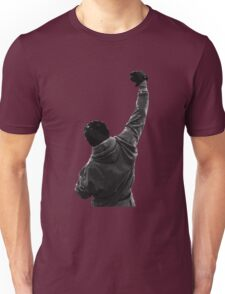 Never give UP! Rocky Balboa Unisex T-Shirt