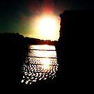 Late Winter Sun Ballyholme by 23kurtz
