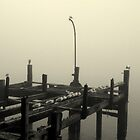 Titanic Pier by lukasdf