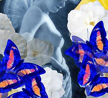 Fairy, Roses, Butterflies – February 16, 2010   by Ivana Redwine