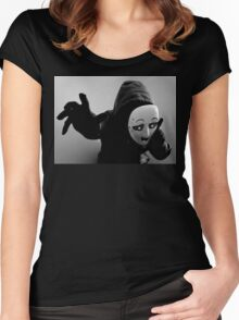Show Me Your Soul Women's Fitted Scoop T-Shirt