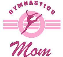 Gymnastics Mom by thepixelgarden