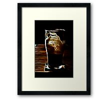 It's Good For You Framed Print
