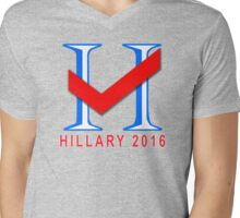 Hillary Clinton for President 2016 Mens V-Neck T-Shirt